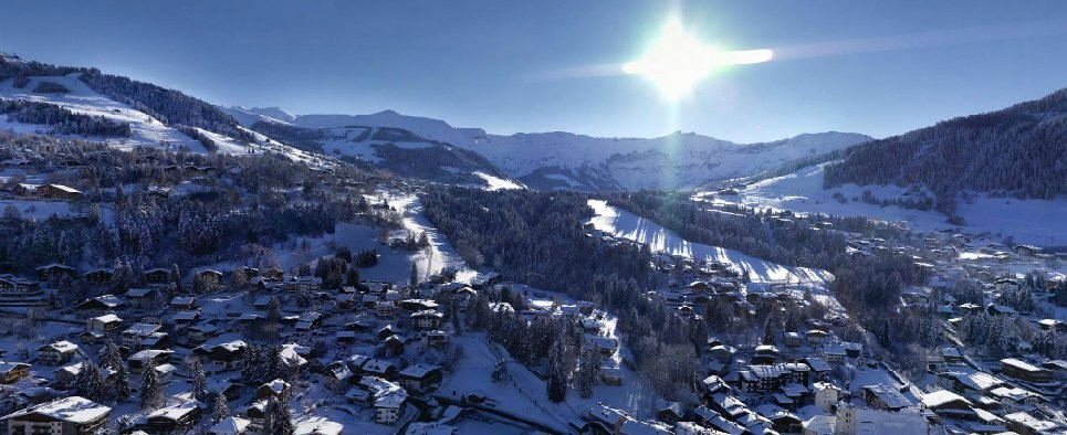 Megeve Ski resort
