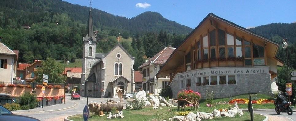 Saint Jean De Sixt Location Chalet Appartements Hotels