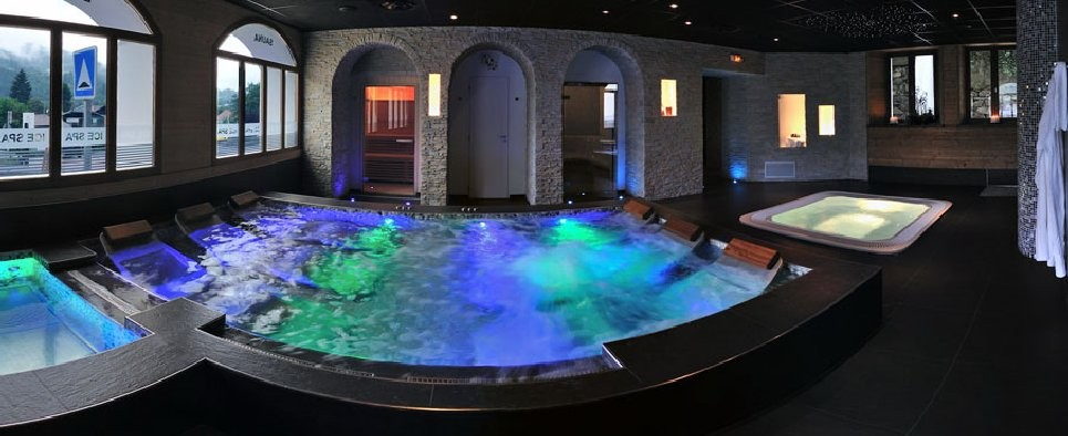 Spa thermal resort